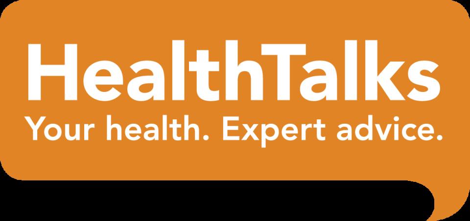 HealthTalks Logo